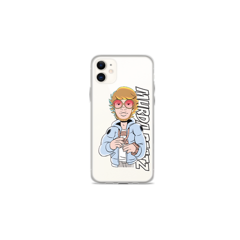 Murda Beatz Character iPhone Case
