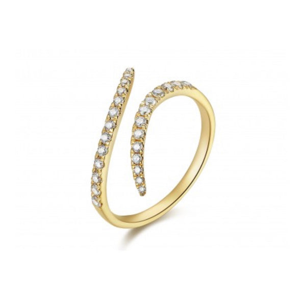 PAVE BYPASS RING
