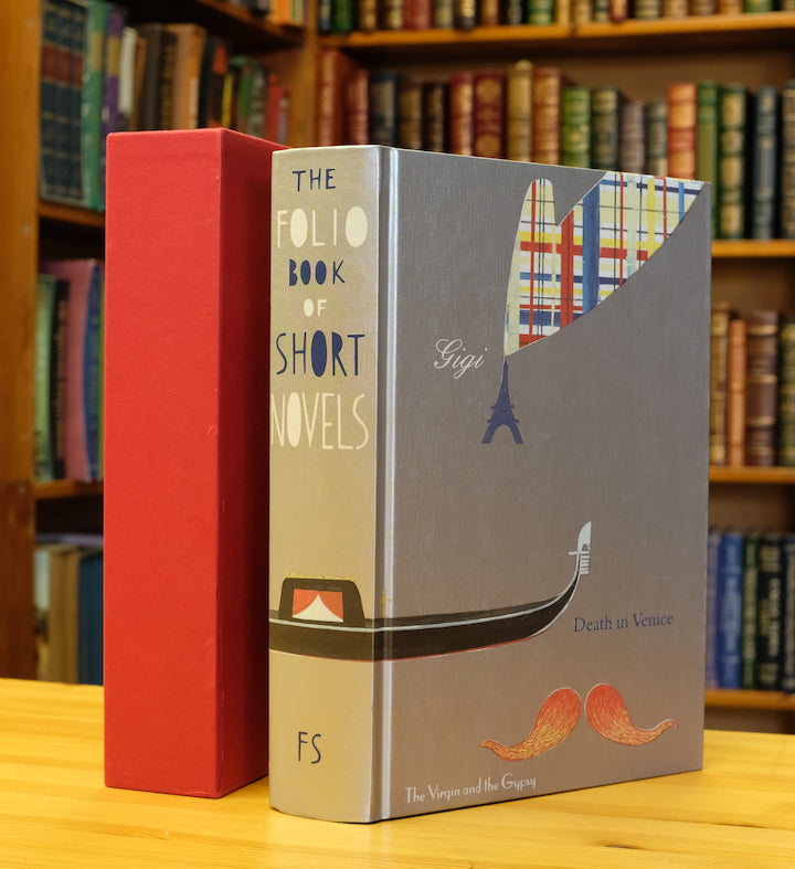 The Folio Book of Short Novels
