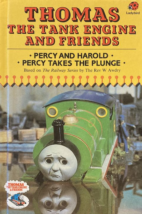 Percy and Harold; Percy Takes the Plunge