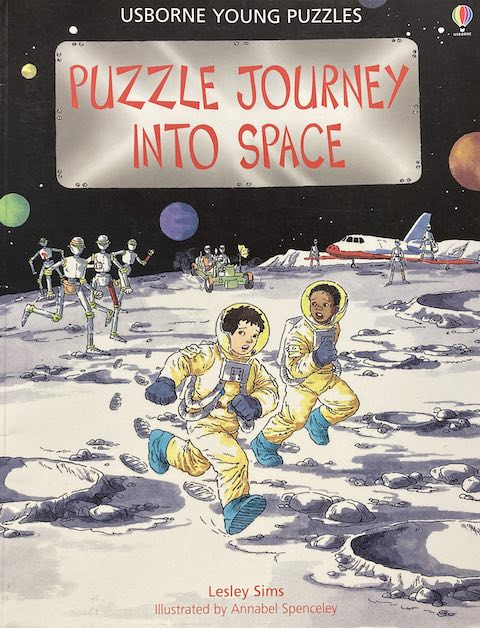 Puzzle Journey Into Space