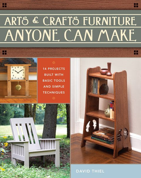 Arts and Crafts Furniture Anyone Can Make