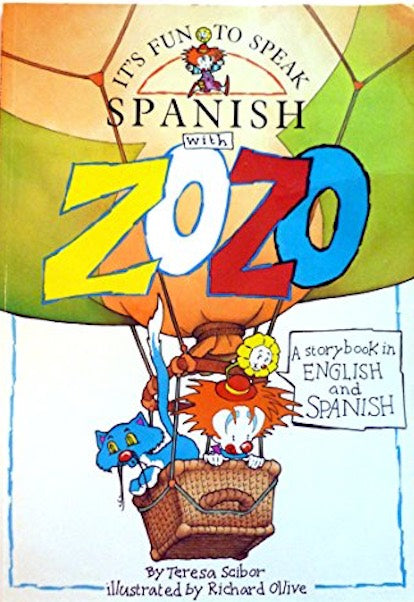 It's Fun to Speak Spanish with Zozo