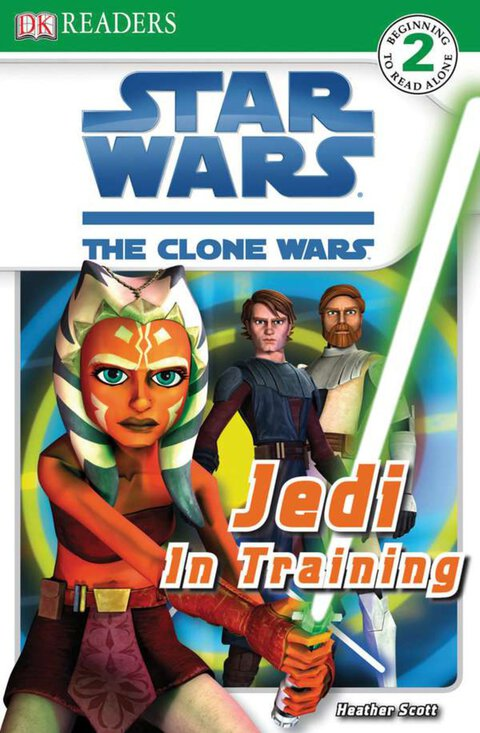 Star Wars, The Clone Wars: Jedi in Training
