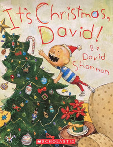 It is Christmas, David!