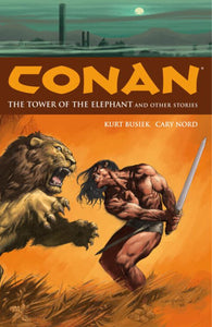 Conan Volume 3: The Tower of the Elephant