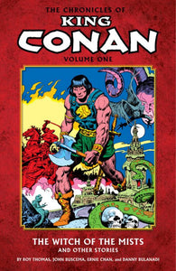 Chronicles of King Conan Volume 1: The Witch of the Mists