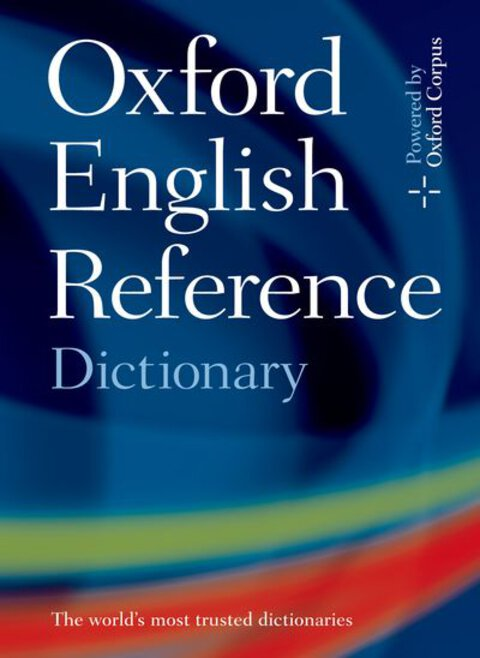 The Oxford English Reference Dictionary