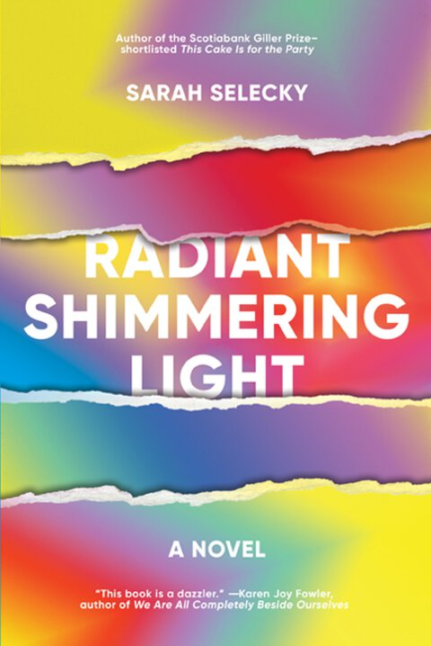Radiant Shimmering Light