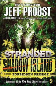 Shadow Island: Forbidden Passage