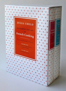 Mastering the Art of French Cooking (2 Volume Box Set)