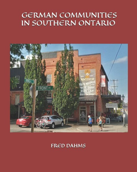 German Communities in Southern Ontario