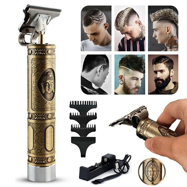 Ultimate USB Rechargeable Cordless Professional Grade Hair Clippers