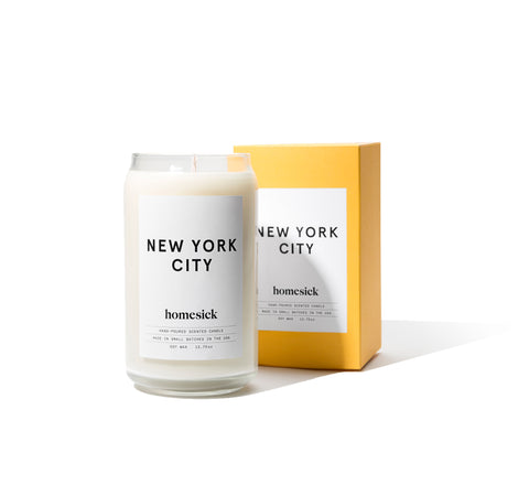 New York City Candle by Homesick