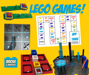 Games! Games! Games! Share your LEGO Games!