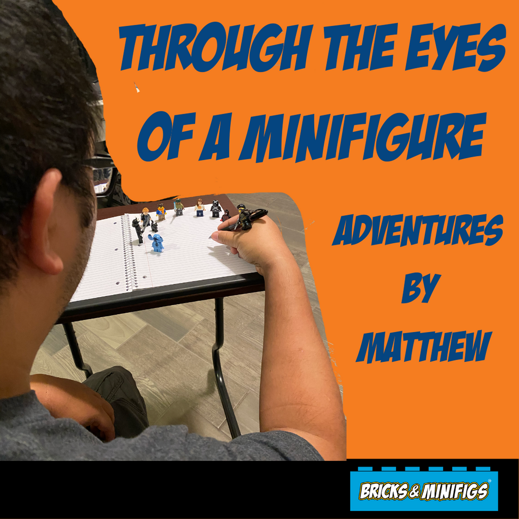 "Introducing ""Through the Eyes of a Minifigure"""