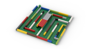 LEGO Learning - Let's Make a Maze!