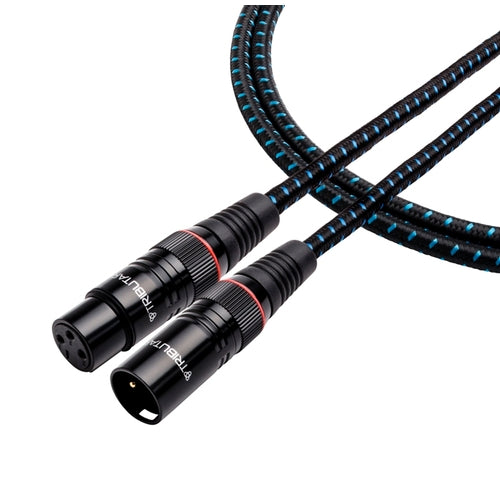 Tributaries Series 4 Balanced Audio Cable (Stereo or Mono)