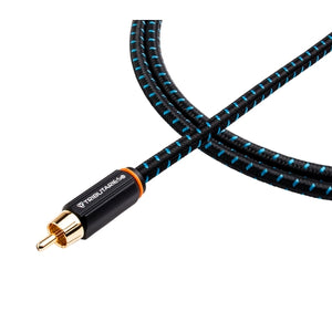 Tributaries Series 4 Coaxial Digital Audio Cable