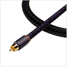 Load image into Gallery viewer, Tributaries Series 6 Coaxial Digital Audio Cable