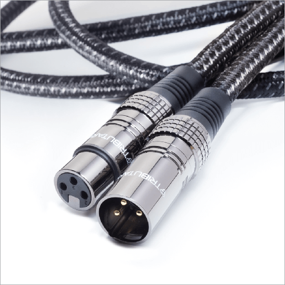 Tributaries Series 8 Balanced Audio Cable (Stereo or Mono)