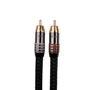 Tributaries Series 8 Analog Audio Cable (Stereo or Mono)