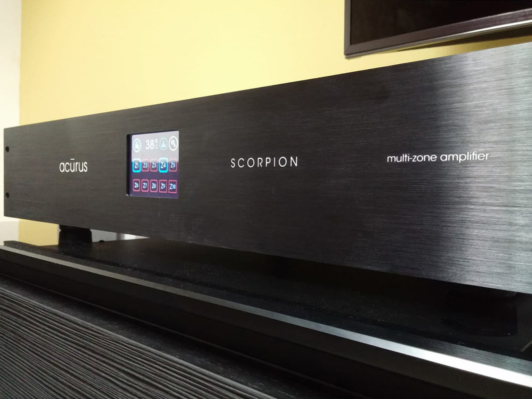 Acurus SCORPION Amplifier