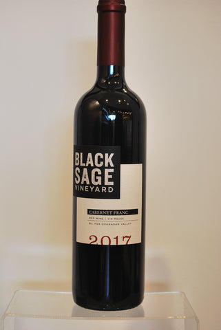 Black Sage Vineyards Cabernet Franc