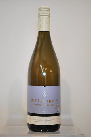 Fitzpatrick The Big Leap Chardonnay-Sold Out