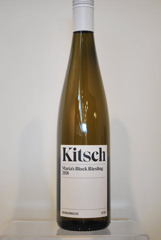 Kitsch Maria's Block Riesling