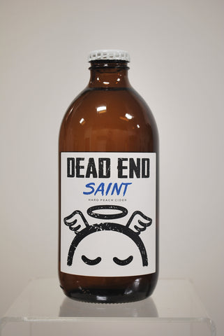 Dead End Saint Peach Cider