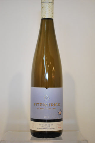 Fitzpatrick The Lookout Riesling
