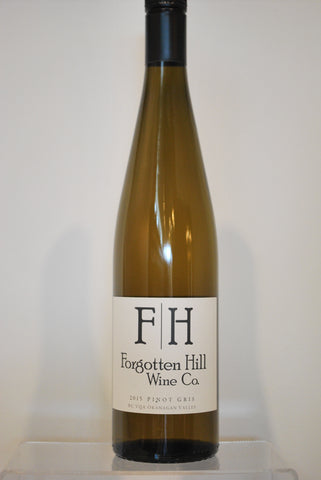 Forgotten Hill Pinot Gris - SOLD OUT