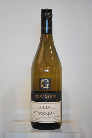Gray Monk Unwooded Chardonnay