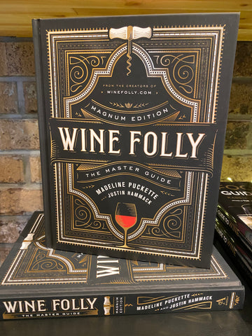 Wine Folly Magnum Edition Madeline Puckette wine book