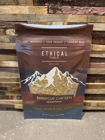 Ethical Table Spice Co (Barbecue Chicken Seasoning)