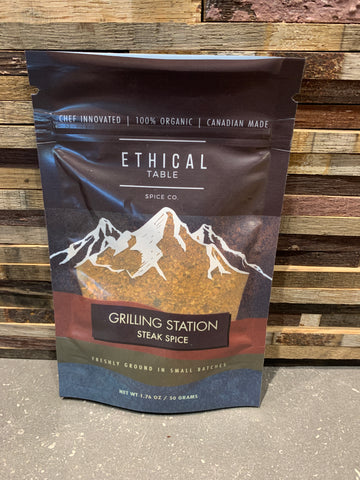 Ethical Table Spice Co (Grilling Station Steak Spice)