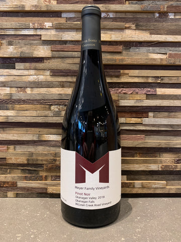 Meyer Pinot Noir McLean Creek