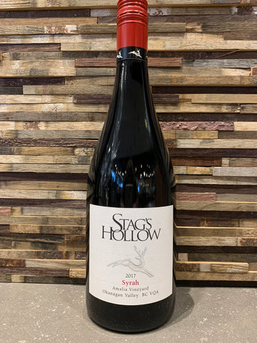 Stag's Hollow Syrah