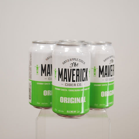 Maverick Original Cider
