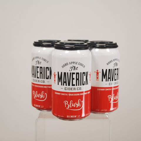 Maverick Blush Cider