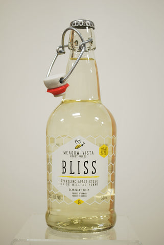 Meadow Vista Bliss Sparkling Apple Cyser