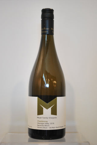 Meyer Family Vineyards Steven's Block Chardonnay