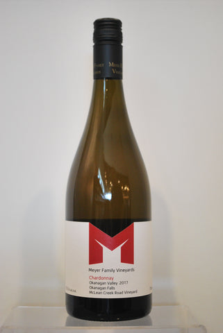 Meyer Family Vineyards MacLean Creek Chardonnay