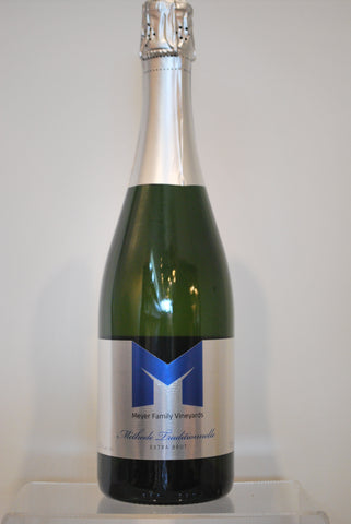 Meyer Family Vineyards Methode Traditionnelle Extra Brut