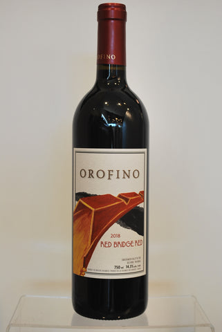 Orofino Red Bridge Red