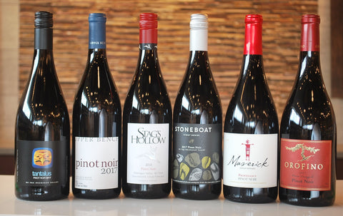 BC Pinot Noir Adventure 6-Pack