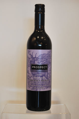 Prospect Winery Stags and Bears Cabernet Merlot