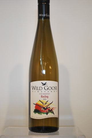 Wild Goose Riesling