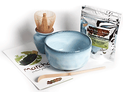 Deluxe Starter Kit and 960 grams of Matcha! - Sam's Teas and Spices